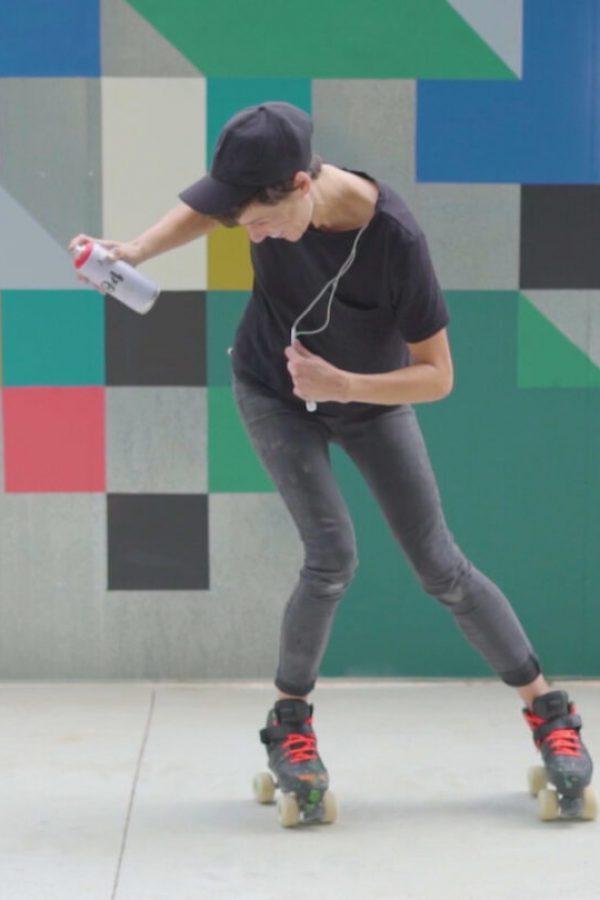 Wall Lab Barcelona - Anna taratiel